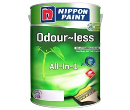 ODOUR-LESS ALL IN 1